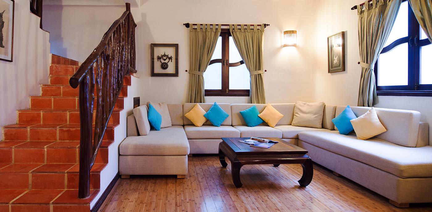 Sailing Club Resort Mui Ne Luxury Boutique Resort 3 Bedroom Villa Main