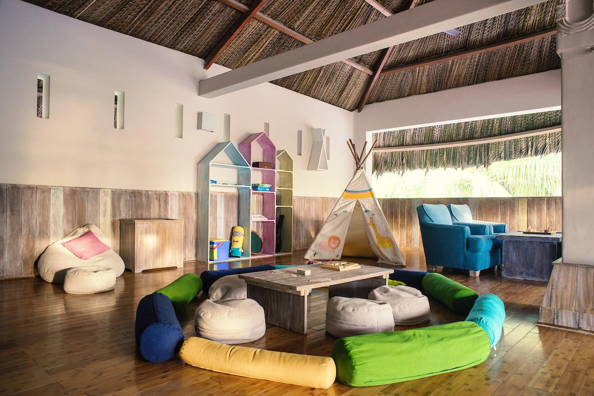 Sailing Club Resort Mui Ne Luxury Boutique Resort Services & Facilities Families & Children Playroom