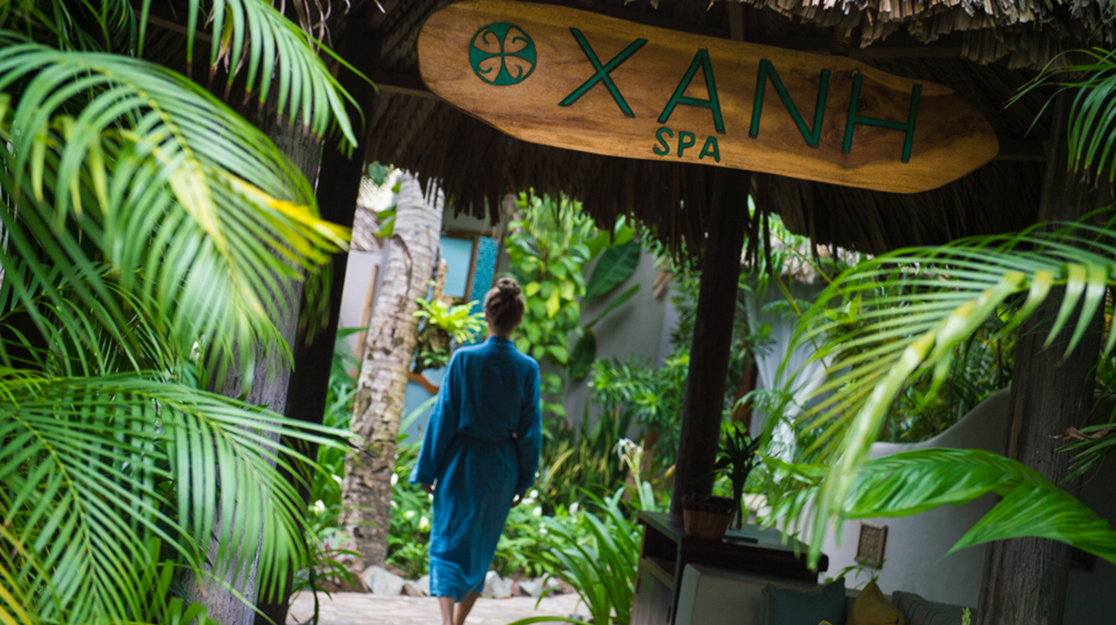 Sailing Club Resort Mui Ne Luxury Boutique Resort Gallery Xanh Spa