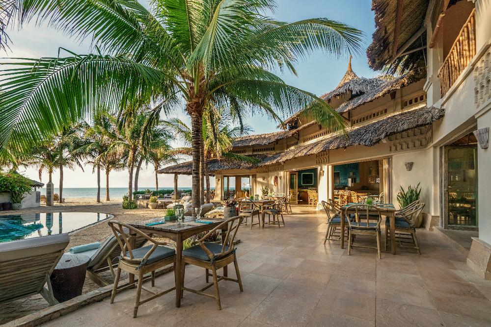 Sailing Club Resort Mui Ne Luxury Boutique Resort Gallery Sandals Restaurant