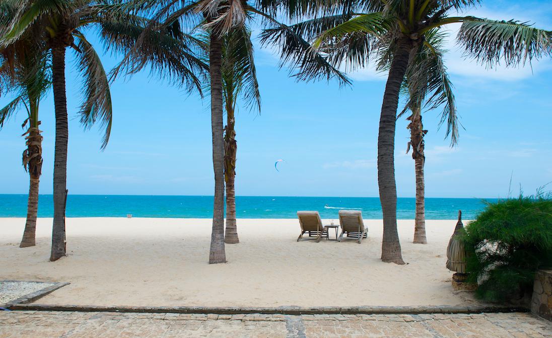 Sailing Club Resort Mui Ne Luxury Boutique Resort Gallery Beach