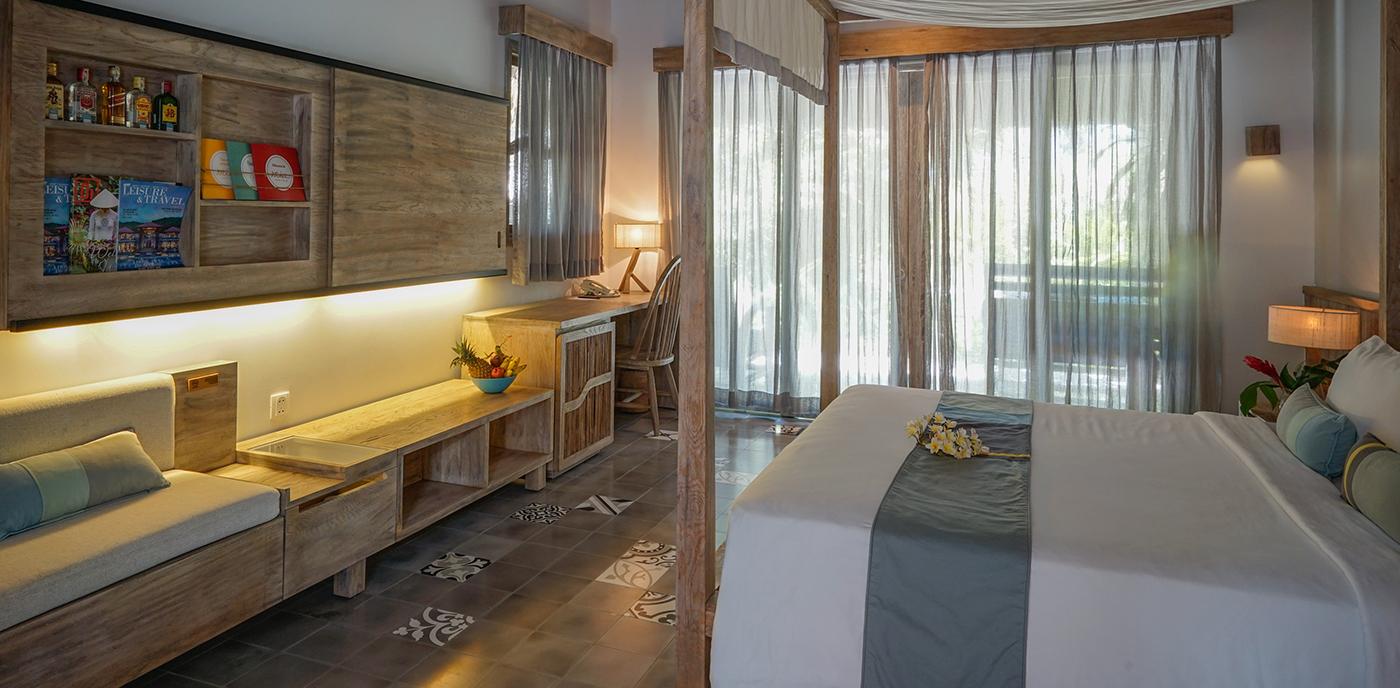 Sailing Club Resort Mui Ne Luxury Boutique Resort Superior Garden View Bungalow Main